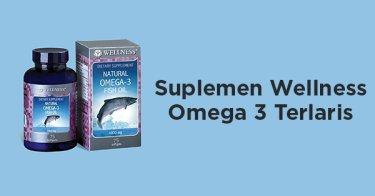 Suplemen Wellness Omega 3