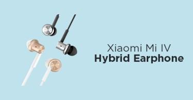 Xiaomi Mi IV Hybrid Earphone