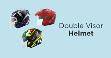 Helm Double Visor