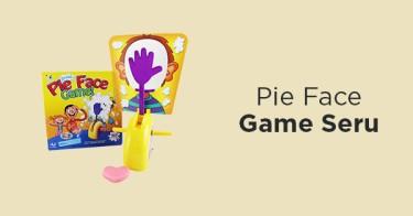 Cream Pie Face Game