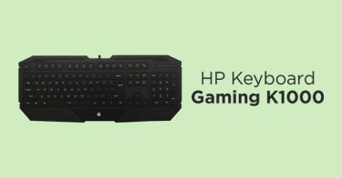 HP Keyboard Gaming K1000