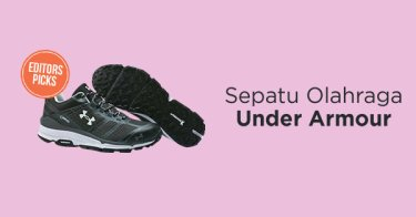 Sepatu Under Armour