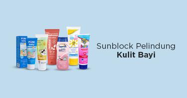 Sunblock Bayi