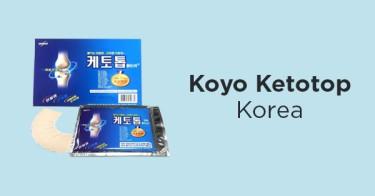 Koyo Ketotop Korea