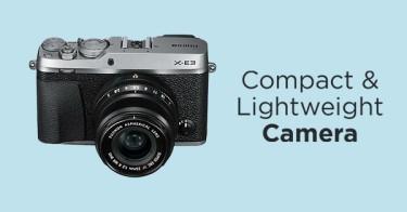 Kamera Fujifilm X-E3