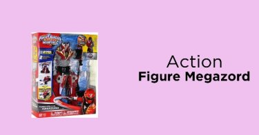 Action Figure Megazord