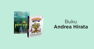 Buku Andrea Hirata