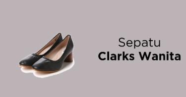 Sepatu Clarks Wanita