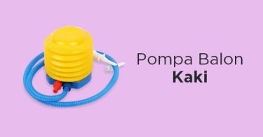 Pompa Balon Kaki