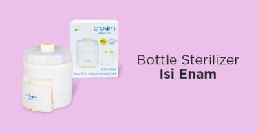 Crown 6 Bottles Sterilizer