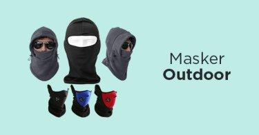 Masker Outdoor