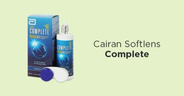 Cairan Softlens Complete