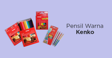 Pensil Warna Kenko