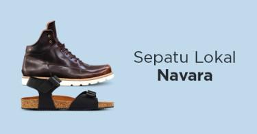 Sepatu Lokal Navara