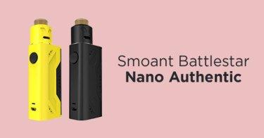 Smoant Battlestar Nano