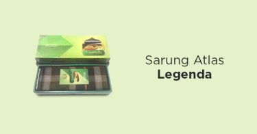 Sarung Atlas Legenda