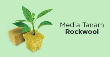 Media Tanam Rockwool