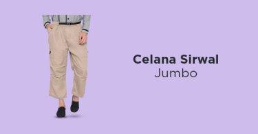 Celana Sirwal Jumbo