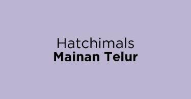 Hatchimals Mainan Telur