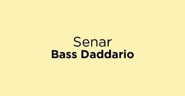 Senar Bass Daddario