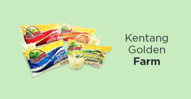 Kentang Golden Farm