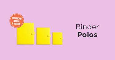 Binder Polos