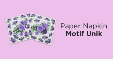 Paper Napkin Motif