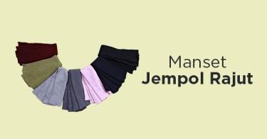Manset Jempol Rajut
