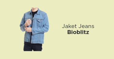 Jaket Jeans Bioblitz