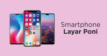 Smartphone Layar Poni