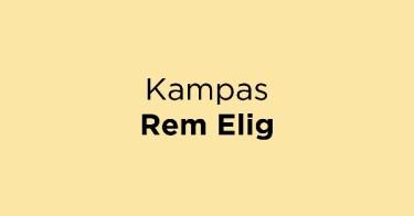 Kampas Rem Elig