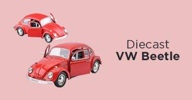 Diecast VW Beetle