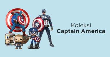 Koleksi Captain America