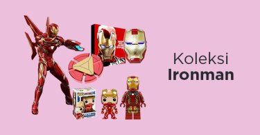 Koleksi Iron Man