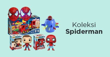 Koleksi Spiderman