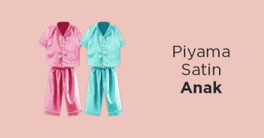 Piyama Satin Anak