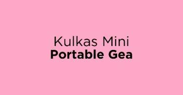 Kulkas Mini Portable Gea