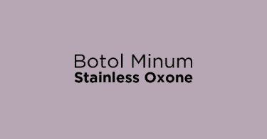 Botol Minum Stainless Oxone