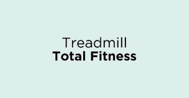 Treadmill Total Fitness
