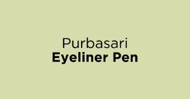 Purbasari Eyeliner Pen