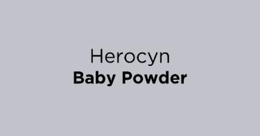 Herocyn Baby Powder