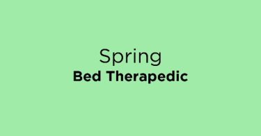 Spring Bed Therapedic