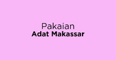 Pakaian Adat Makassar