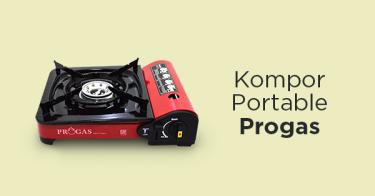 Kompor Portable Progas