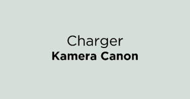 Charger Kamera Canon