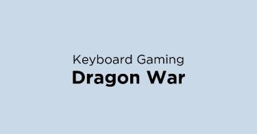 Keyboard Gaming Dragon War