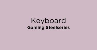 Keyboard Gaming Steelseries