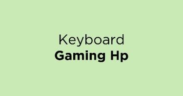 Keyboard Gaming Hp