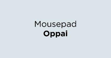Mousepad Oppai