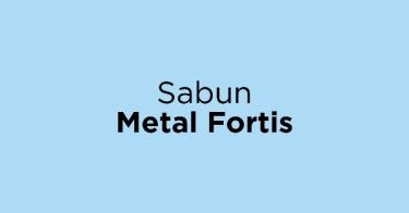 Sabun Metal Fortis